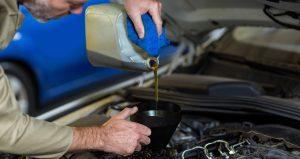 Motorna ulja primena